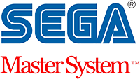 Logo console Master System